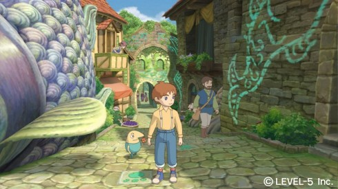Ninokuni : Queen of the Holy White Ash