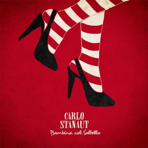 Bambina Col Saltello
