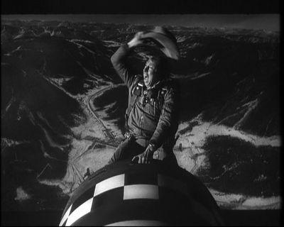 Exposition Stanley Kubrick (Cinémathèque française) Dr-strangelove-rodeo