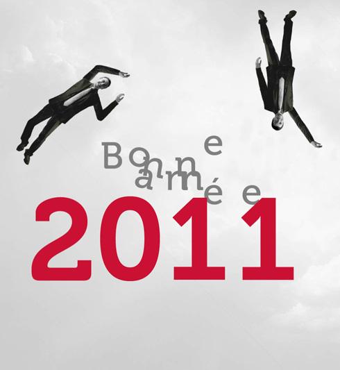 Pas qu'un peu vous souhaite une excellente année 2011