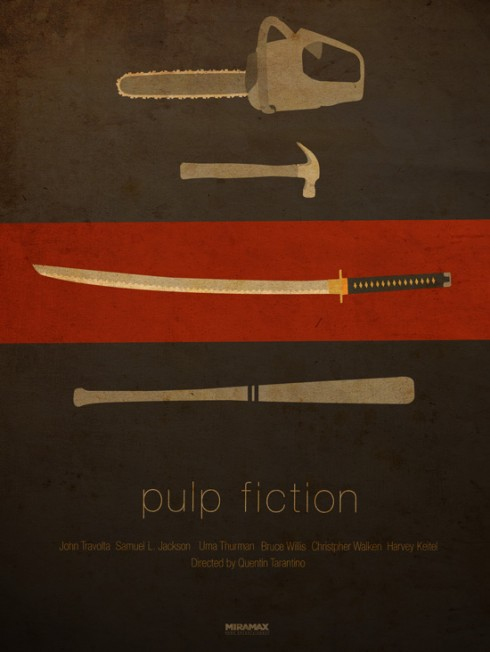 Ibraheem Youssef - Pulp Fiction
