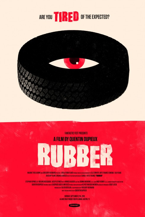 Olly Moss - Rubber