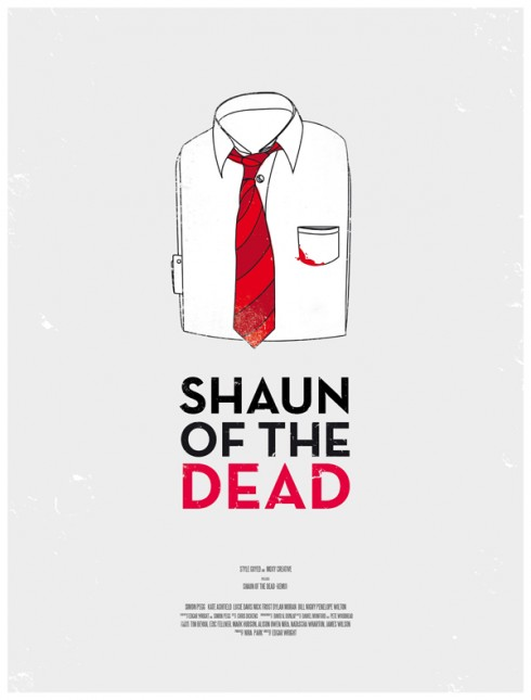 Moxy Creative - Shaun of the dead