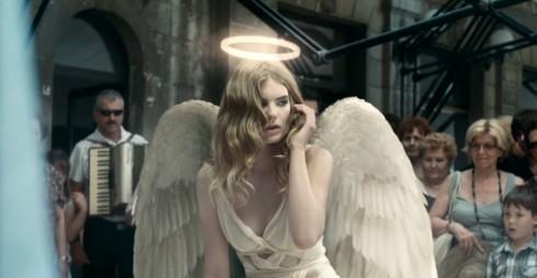 lynx - axe - fallen angels