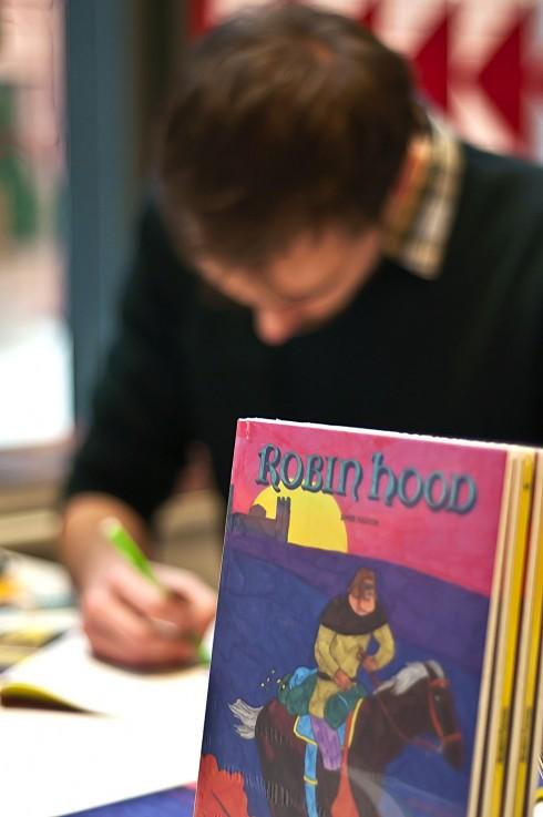 Simon Roussin - Robin Hood