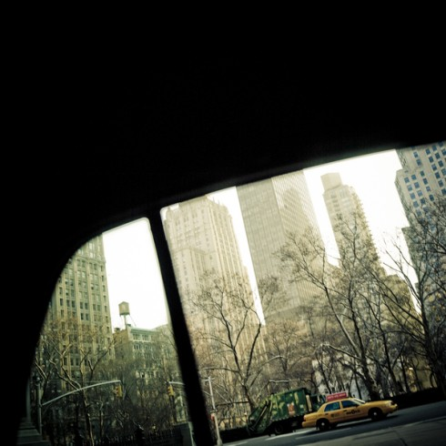 Matt Mawson - New York City II