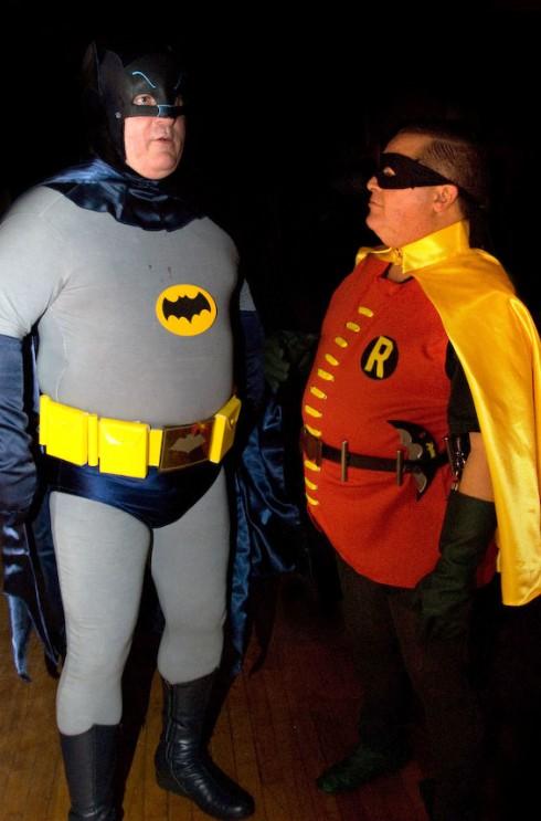 la vie priv u00e9e de batman en 30 images