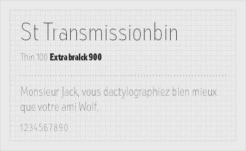 St Transmissionbin