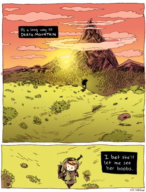 Zac Gorman - Death Mountain