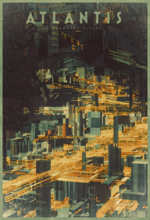Atelier Olschinsky - Legendary Cities - Atlantis