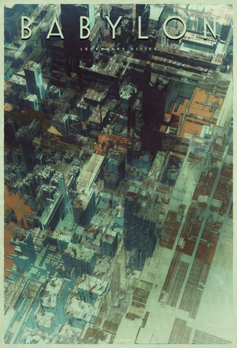 Atelier Olschinsky - Legendary Cities - Babylon