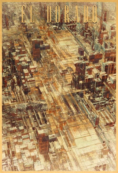 Atelier Olschinsky - Legendary Cities - El Dorado