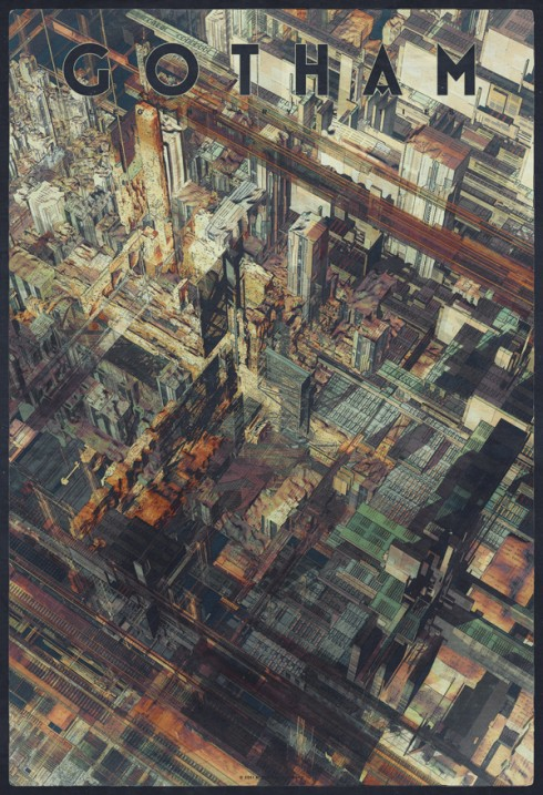 Atelier Olschinsky - Legendary Cities - Gotham