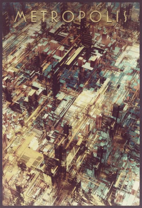 Atelier Olschinsky - Legendary Cities - Metropolis