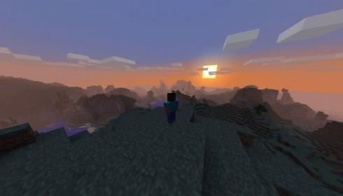 Minecraft - Soleil