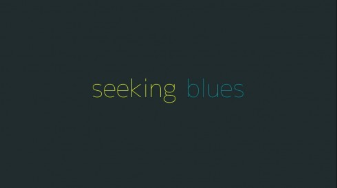 Titre du trailer de Seeking blue