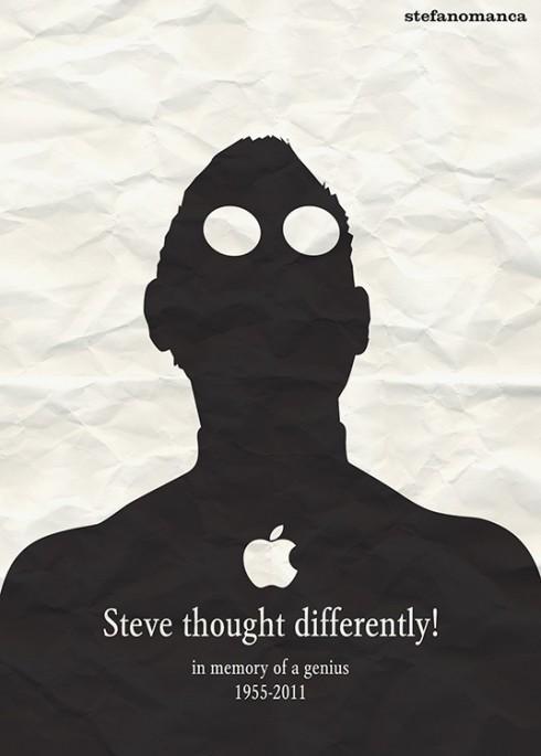 Stefano Manca - Steve Jobs 1955 - 2011 - 2