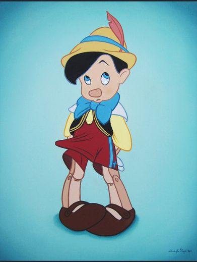 Pinocchio trash 2