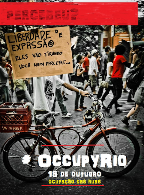 LiberdadeRio by would occupy