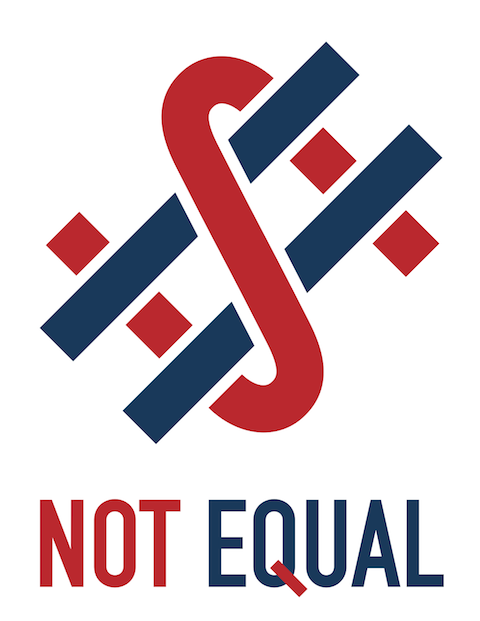 Not Equal by Aaron Kuehn