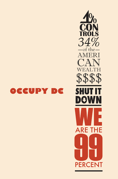 Occupy DC by Anthony Nomorosa