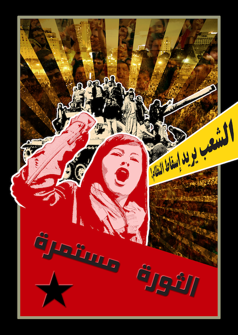 Revolution-Continues-Tarek-Salhany