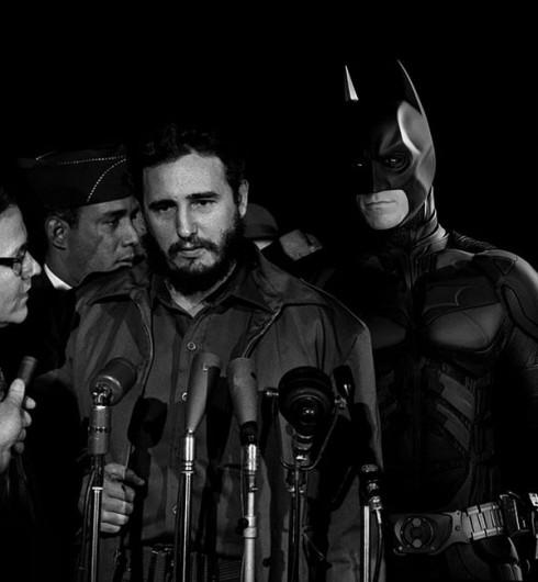 Batman et Fidel Castro - Agan Harahap