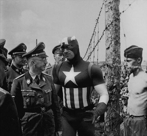 Captain America - Agan Harahap