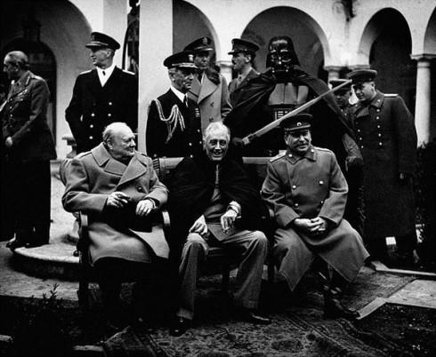 Dark Vador à Yalta - Agan Harahap