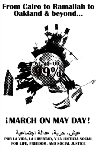 MarchOnMayDay