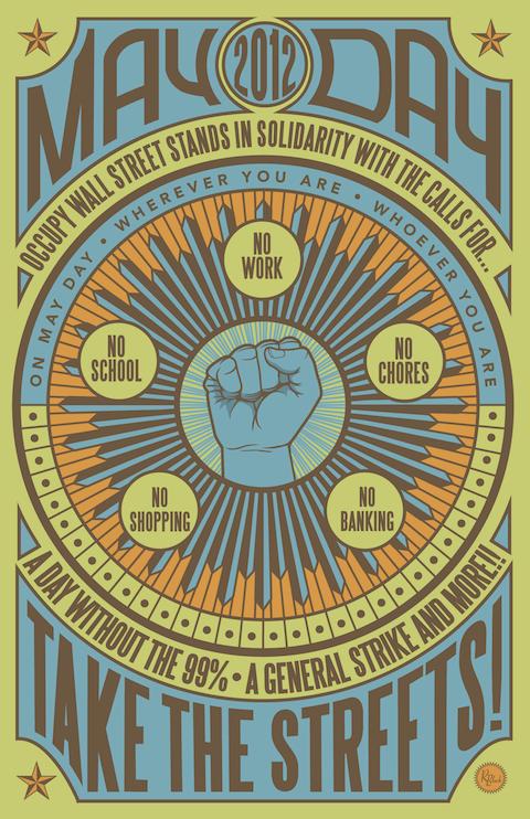 OccupyMayDayCircle