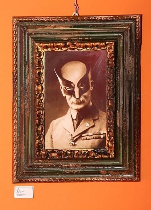 Grand Papa Wolverine - Marvellini