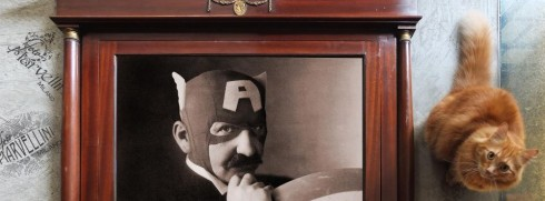 Oncle Captain America - Marvellini